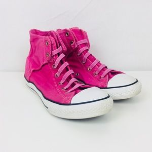 Converse | All Star High Top Velcro Elastic Lace